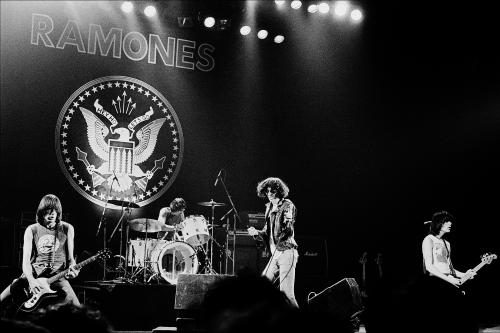 The Ramones at Friars Aylesbury