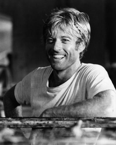 US actor Robert Redford photographed in 1975.