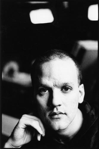Michael Stipe of R.E.M. in Texas