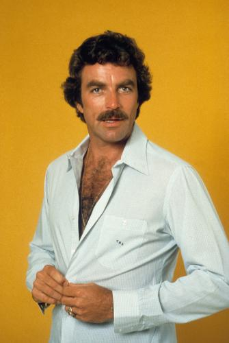 Actor Tom Selleck poses for a portrait in Los Angeles