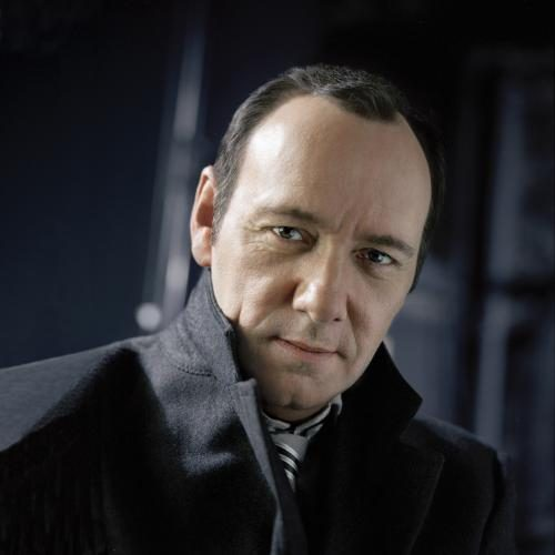 Kevin Spacey photographed by Chris Floyd Sonic Editions print