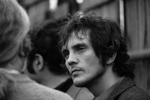Terence Stamp attends the Isle of Wight Festival in Wootton