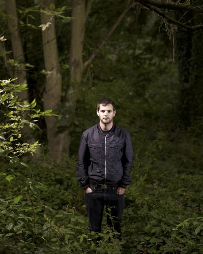 Mike Skinner of The Streets photographed in 2008.