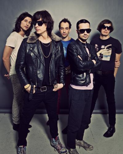 The Strokes in New York