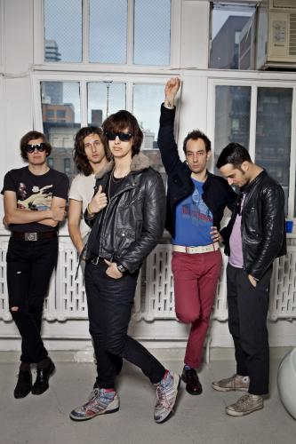 Strokes in New York City