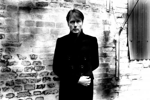 Brett Anderson of Suede photographed in 2010.