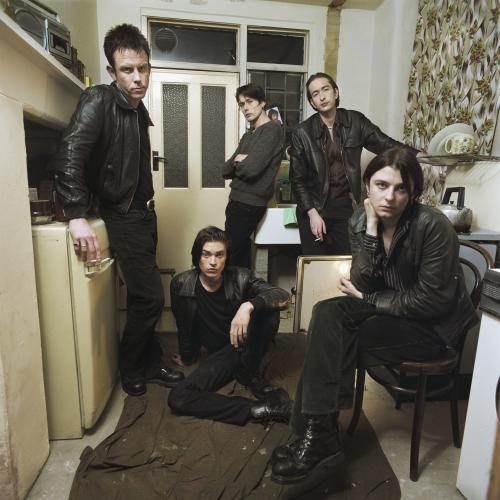 Suede photographed by Chris Floyd Sonic Editions print