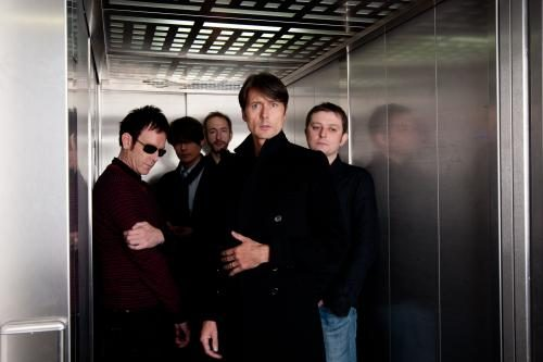 Suede photographed in 2010.