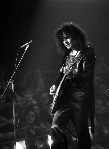 Marc Bolan of T. Rex - Dec 1972.
