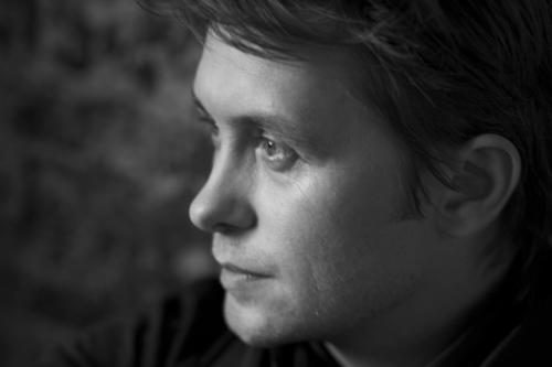 Mark Owen of Take That photographed by Chris Floyd in 2008.