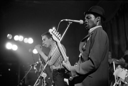 The Specials playing Hammersmith Palais