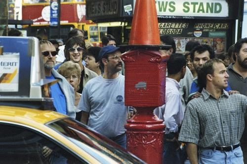 Richard Ashcroft in New York City in 1997.