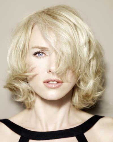 Actress Naomi Watts photographed in 2006 by Chris Floyd.