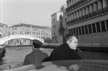 American film director Orson Welles