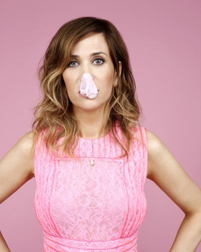 Kristen Wiig photographed in 2011 by Chris Floyd.