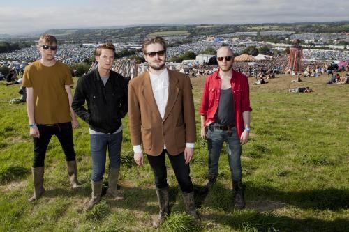 Widbeasts at Glastonbury 2011.