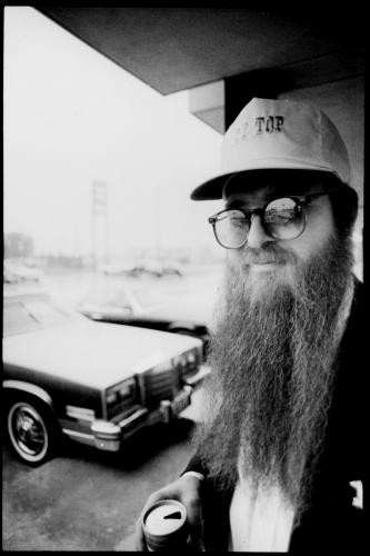 Billy Gibbons of ZZ Top in Texas