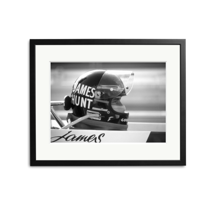 James Hunt Silverstone | Sonic Editions