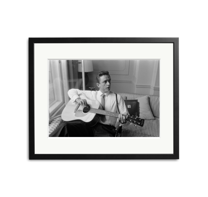 Johnny Cash at the Savoy Hotel | Sonic Editions