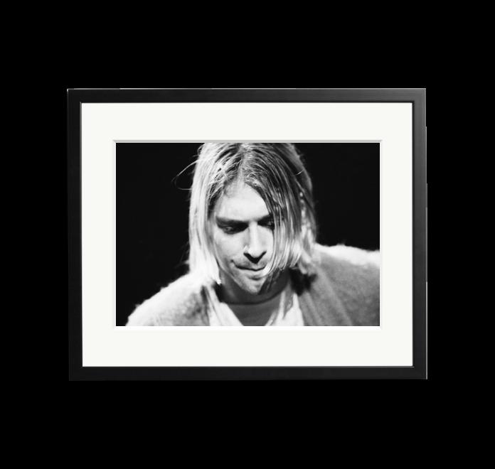 Kurt Cobain On \'MTV Unplugged\' | Sonic Editions