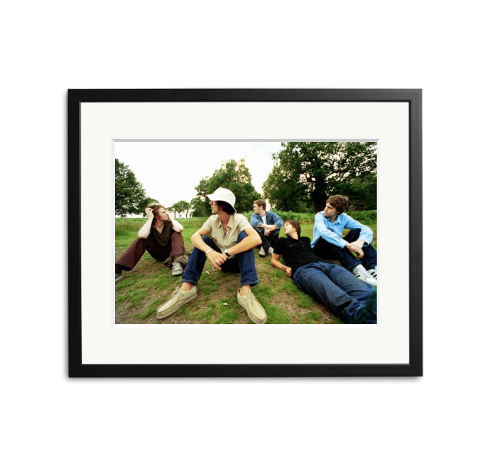The Verve - Urban Hymns Album Cover | Sonic Editions